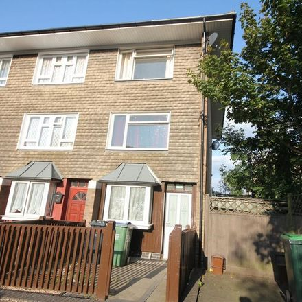 Rent this 1 bed room on Cuin Road in Sandwell B66 3TU, United Kingdom