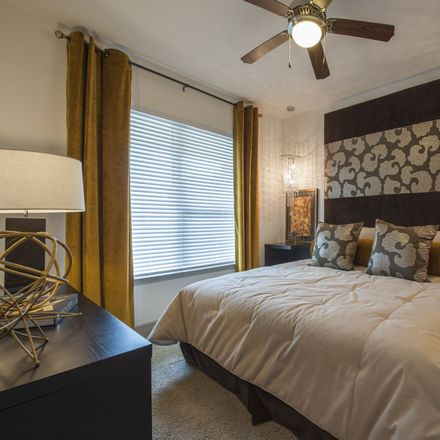 Rent this 1 bed apartment on Graces in 3111 Kirby Drive, Houston