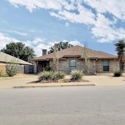 Rent this 3 bed house on 5213 Canadian Avenue in Midland, TX 79707