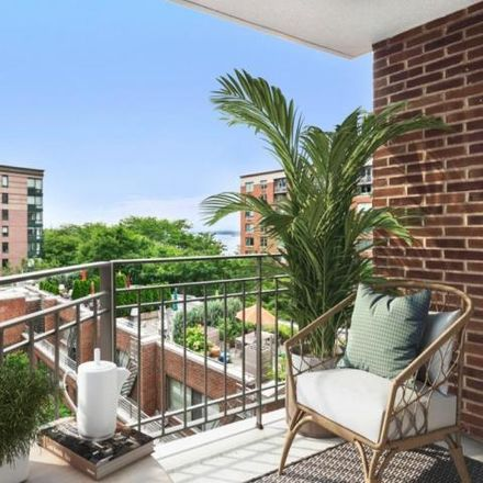 Rent this 1 bed condo on 2 South End Avenue in New York, NY 10280
