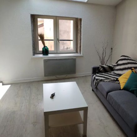 Rent this 1 bed apartment on 3 Rue Lorette in 69001 Lyon, France
