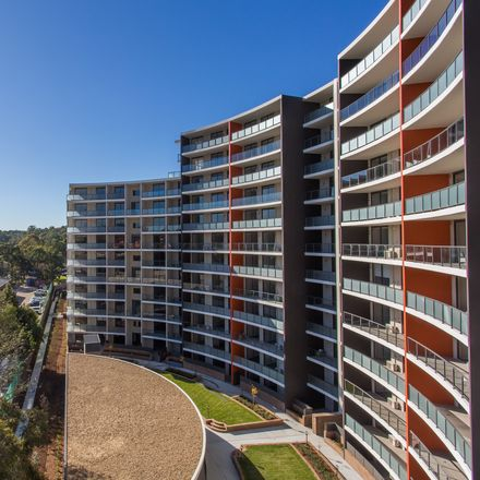 Rent this 2 bed apartment on 204/23-25 North Rocks Road