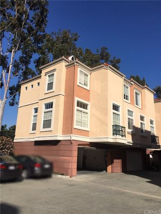 Rent this 3 bed condo on 11 Crivelli Aisle in Irvine, CA 92606