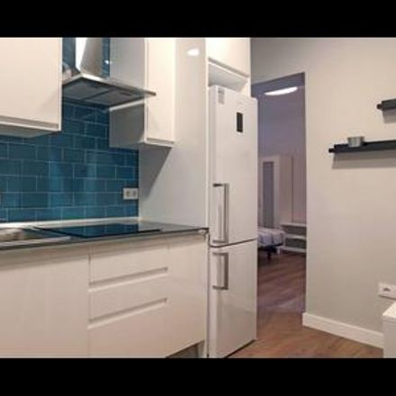 Rent this 1 bed apartment on Madrid in Embajadores, COMMUNITY OF MADRID