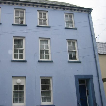 Rent this 1 bed apartment on Goat Street in Haverfordwest SA61 1PX, United Kingdom