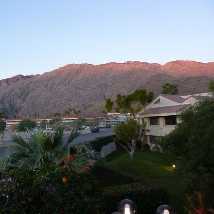 Rent this 2 bed condo on 222 North Calle el Segundo in Palm Springs, CA 92262