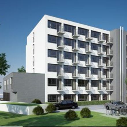Rent this 1 bed apartment on Friedberger Straße in 86161 Augsburg, Germany