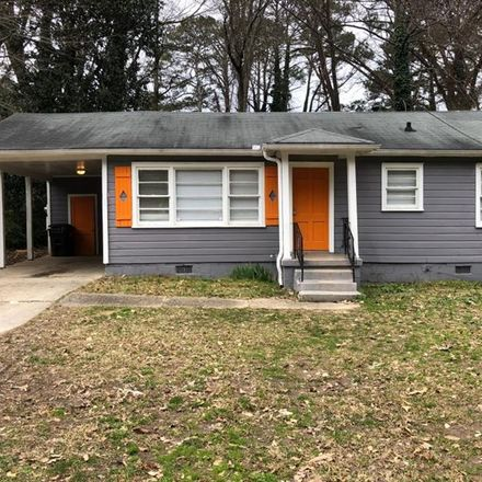 Rent this 3 bed house on 2603 Rantin Drive in Atlanta, GA 30344