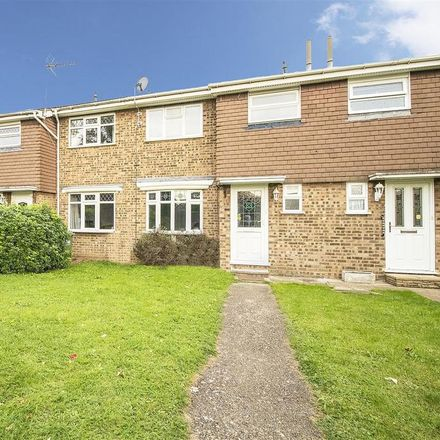 Rent this 3 bed house on Perram Close in Broxbourne EN10 6AS, United Kingdom
