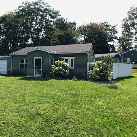 Rent this 3 bed house on 108 Denton Avenue in Whitesboro, NY 13492