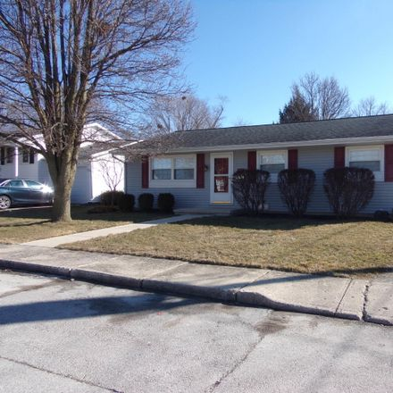 Rent this 3 bed house on 300 Orchard Avenue in Saint Marys, OH 45885