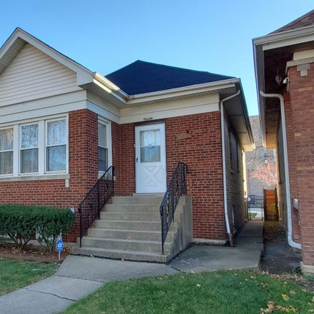 Rent this 3 bed house on Beat 2521 in 5037 West Wolfram Street, Chicago