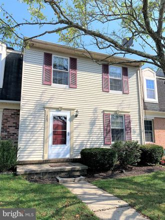Rent this 3 bed townhouse on 205 Alymer Court in Carroll Meadows, Westminster