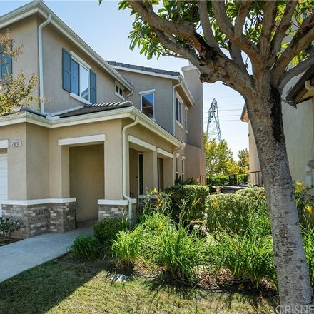 Rent this 3 bed house on 24010 Joshua Dr in Valencia, CA