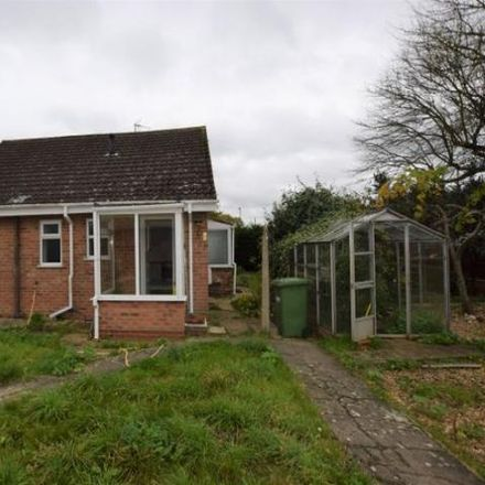Rent this 3 bed house on Desborough Road in Huntingdonshire PE29 1SW, United Kingdom