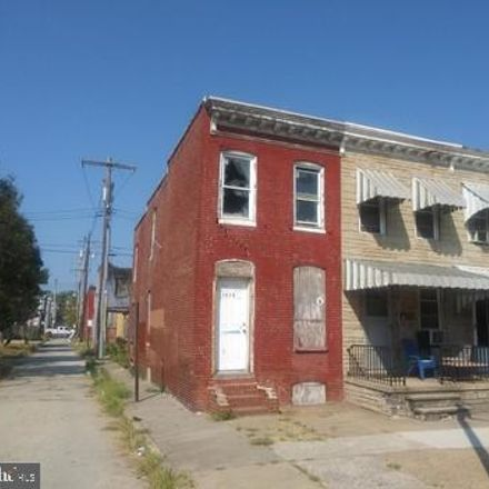 Rent this 2 bed townhouse on 1914 Ramsay Street in Baltimore, MD 21223