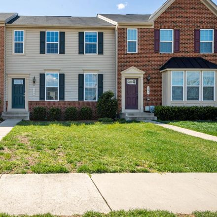 Rent this 3 bed townhouse on Woodfield Dr in Pomfret, MD