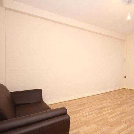 Rent this 1 bed apartment on Xpress Shipping & Travel in Harlesden Jubilee Clock, High Street Harlesden