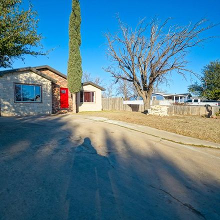 Rent this 4 bed house on 505 North Terrell Street in Midland, TX 79701