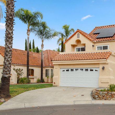 Rent this 3 bed house on Villa del Dios Glen in Escondido, CA