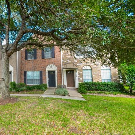 Rent this 2 bed condo on 2930 Grants Lake Boulevard in Sugar Land, TX 77479