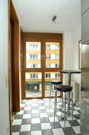 Rent this 1 bed apartment on Augustenstraße 49 in 80333 Munich, Germany