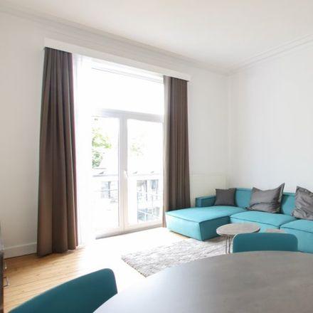 Rent this 1 bed apartment on Rue de Livourne - Livornostraat 84 in 1050 Ixelles - Elsene, Belgium
