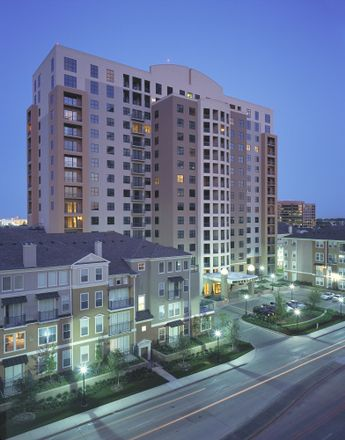 Rent this 2 bed apartment on The Northwood Club in Alpha Road, Dallas