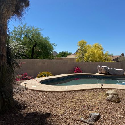 Rent this 4 bed house on 13867 East Paradise Lane in Scottsdale, AZ 85259