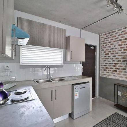 Rent this 1 bed apartment on 10th Street in Johannesburg Ward 88, Randburg