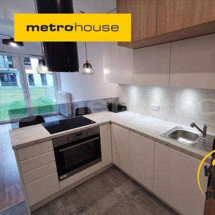 Rent this 1 bed apartment on Potoki 5 in 02-717 Warsaw, Poland
