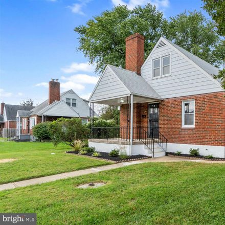 Rent this 4 bed house on 5804 Cedonia Avenue in Baltimore, MD 21206