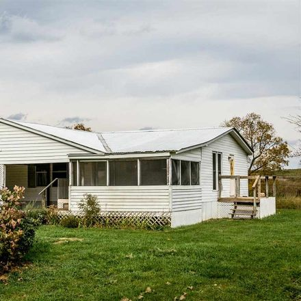 Rent this 3 bed house on 7458 Turleytown Rd in Singers Glen, VA