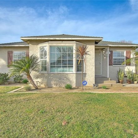 Rent this 3 bed house on 5709 Capetown Street in Lakewood, CA 90713