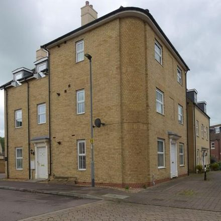 Rent this 1 bed apartment on Christie Drive in Huntingdonshire PE29 6JN, United Kingdom