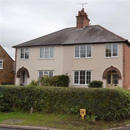 Rent this 3 bed house on Station Road in Harborough LE16 7HN, United Kingdom