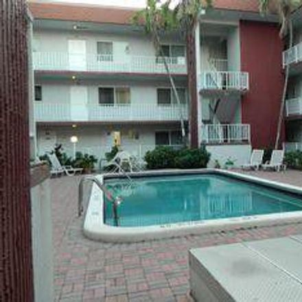 Rent this 1 bed apartment on Alpha Day School in Taft Street, Hollywood