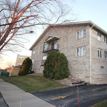 Rent this 1 bed condo on 4535 Rumsey Avenue in Oak Lawn, IL 60453