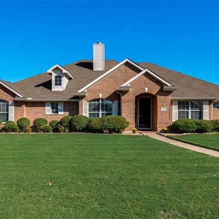 Rent this 3 bed house on 306 Wooded Glen Drive in Sunnyvale, TX 75182