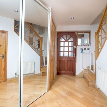 Rent this 3 bed house on Tavistock Square in Corby, NN18 8BJ