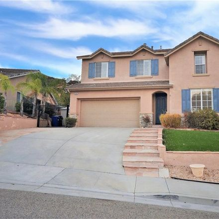 Rent this 3 bed loft on 31267 Countryside Lane in Castaic, CA 91384
