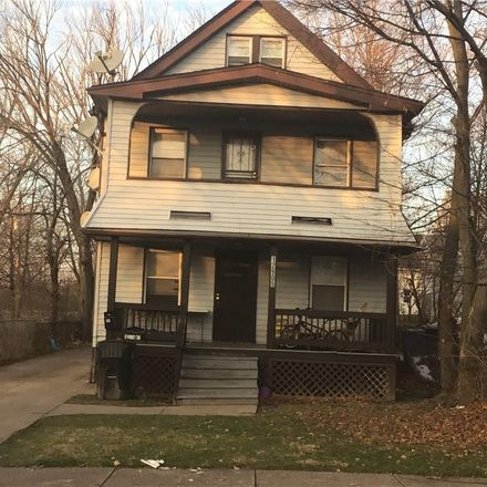 Rent this 4 bed duplex on 12905 Griffing Avenue in Cleveland, OH 44120