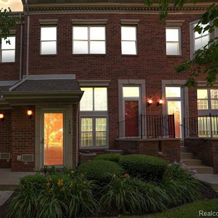 Rent this 2 bed condo on 1538 Maryland Club Drive in Royal Oak, MI 48067