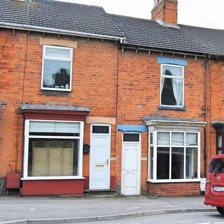 Rent this 2 bed house on Somerby Hill in Grantham NG31 7ET, United Kingdom