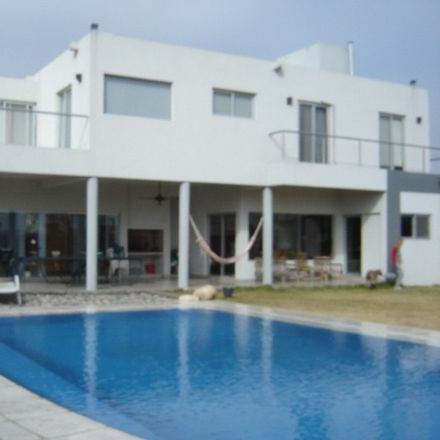Rent this 4 bed house on Francisco Álvarez in El Aguaribay, BUENOS AIRES