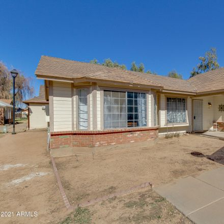 Rent this 3 bed house on 8520 West Palm Lane in Phoenix, AZ 85037