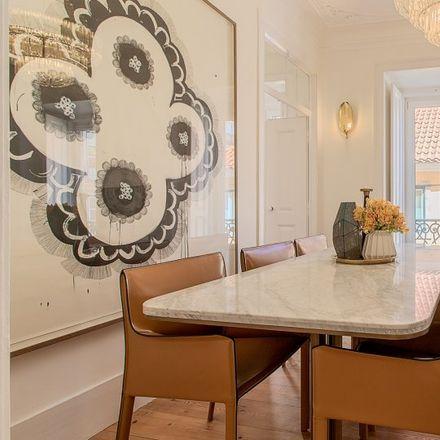 Rent this 3 bed apartment on Rua Manuel Bernardes 5 in 1250-124 Misericórdia, Portugal