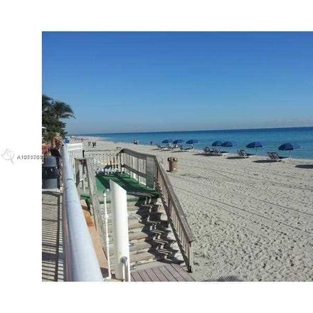 Rent this 0 bed condo on Pizza Bianco in 19201 Collins Avenue, Sunny Isles Beach