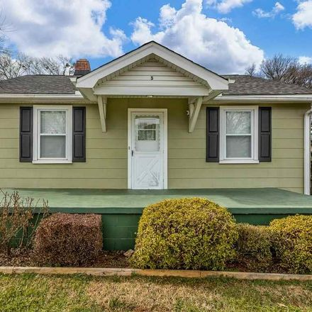 Rent this 3 bed house on 5 Herbert Street in Sans Souci, SC 29609
