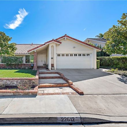 Rent this 3 bed house on 22612 Reinosa in Mission Viejo, CA 92691